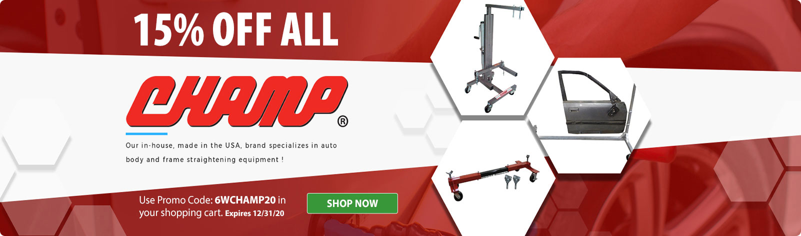 Champ Automotive Tools and Equipment