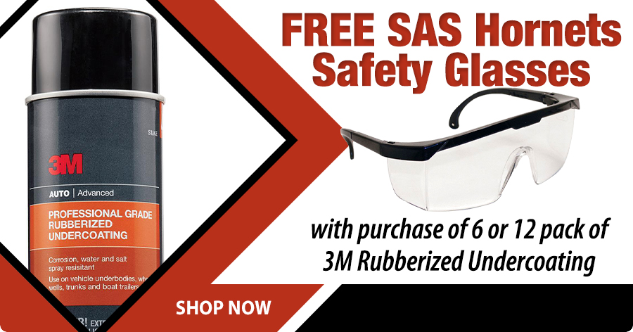 FREE Safety Glasses!