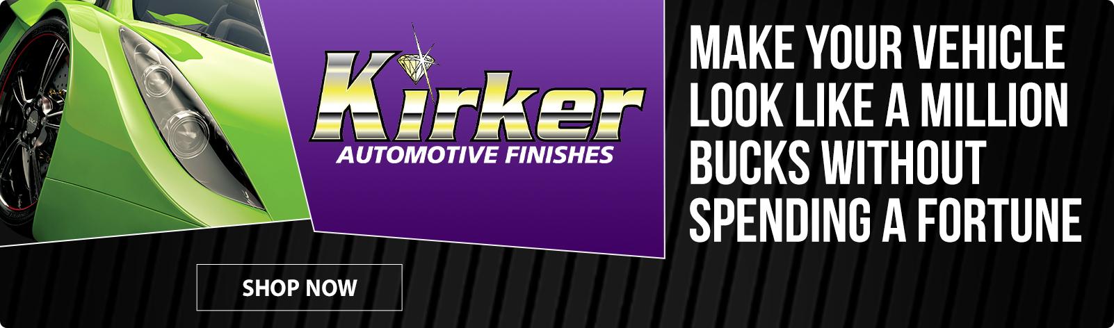 Kirker Automotive Finishes