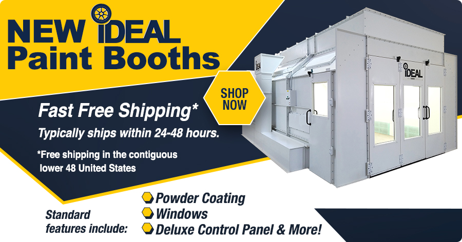iDeal Paint Booths