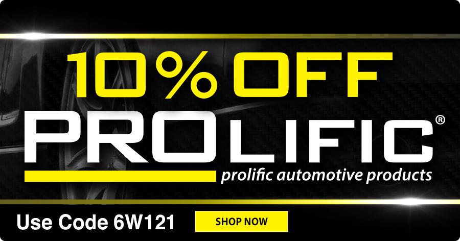 10% OFF ProLific!