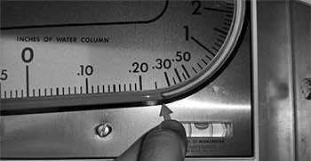 Manometer Level