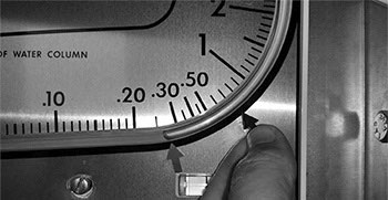 Manometer Ready to Use