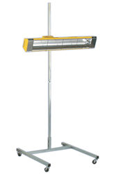 Infratech Curing Lamps