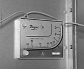 Paint Booth Manometers