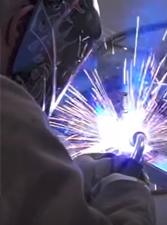 Auto Body MIG Welding