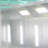 Paint Booth Lighting