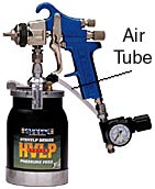 Spray Gun Air Tube