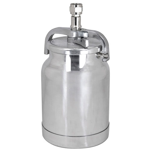 AES 1-Quart Dripless Cup Assembly with Internal Breather Tube - 103-D