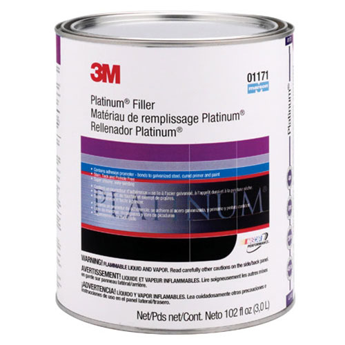 3M Marson Platinum Body Filler - 01171