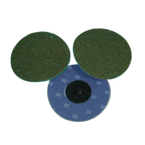 """Auto Body Toolmart 2"""" Aluminum Zirconia Grinding Discs"""