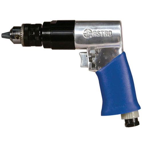 "Astro 3/8"" Reversible Air Drill - 1800rpm - 525C"