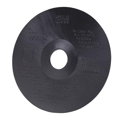 """3M Fibre Disc 5"""" x 7/8"""" Backup Pad - 05637"""