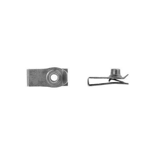 6mm Long Fold Clip