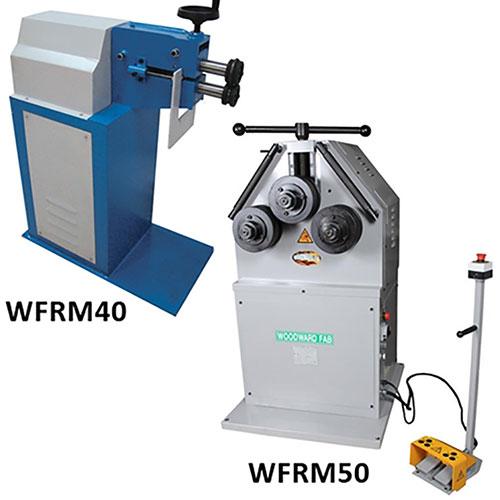 Woodward Fab Power Ring Rolling Machine