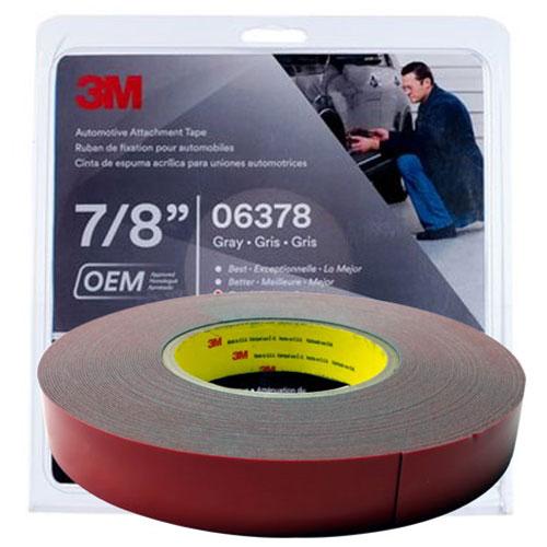 3M Automotive Attachment Tapes - Gray