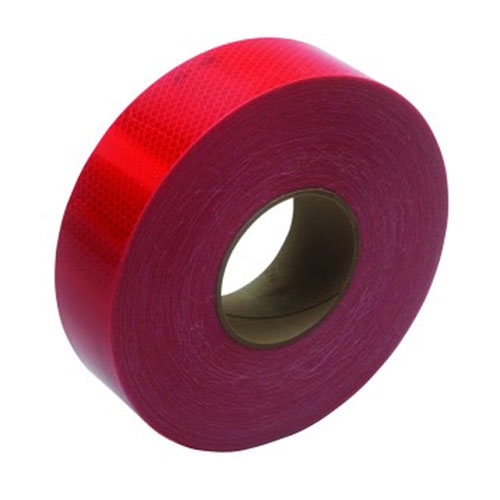 """3M Diamond Grade Conspicuity Marking 983-72 ES Red, 2"""" x 150ft Roll - 67816"""
