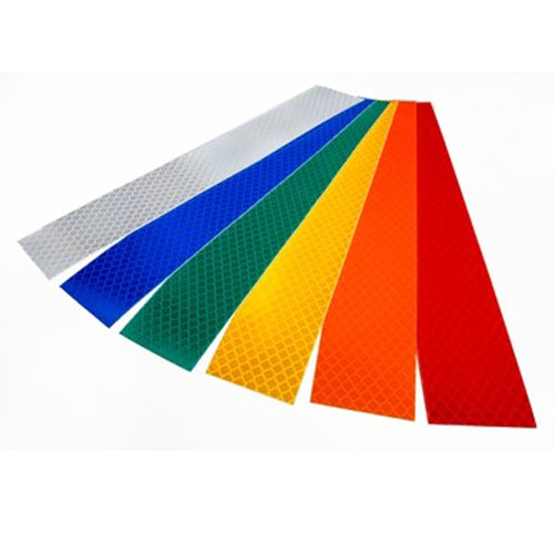 3M Flexible Prismatic Reflective Tape Marking Strips, 973 Series