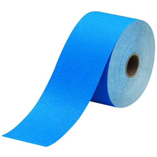 "3M Stikit 2-3/4"" Blue Abrasive Sheet Rolls"