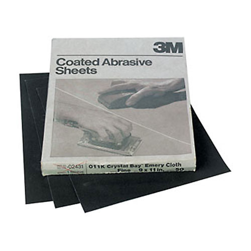 "3M Utility Cloth Sheet, 9"" x 11"""