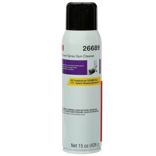3M High Power Spray Gun Cleaner - 26689