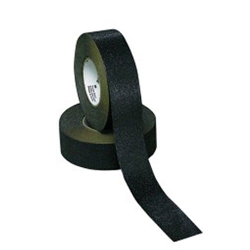 """3M Safety-Walk Slip-Resistant General Purpose Tapes and Treads 610, 6"""" x 24"""", 50 treads per box, Black - 19218"""