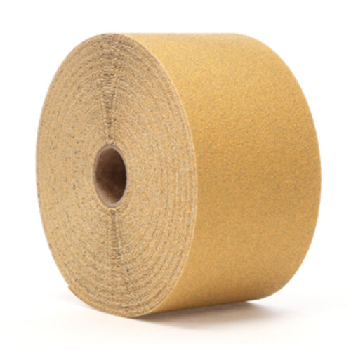 "3M Stikit Gold Sheet 2-3/4"" Sandpaper Rolls"