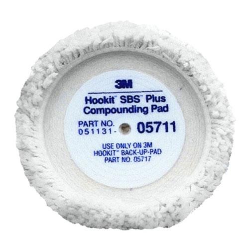 "3M Hookit SBS Plus 9"" Compounding Pad - 05711"