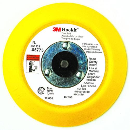 "3M Hookit 5"" Disc Backing Pad - 05775"