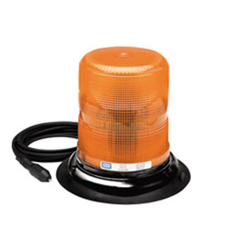 ECCO Med Profile 360° Strobe Beacon Lights, Vacuum-Magnet Mount, 12-24 VDC - 6600 Series