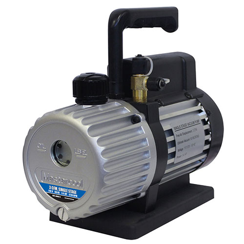 MasterCool 3 CFM Vacuum Pump - 90062-B
