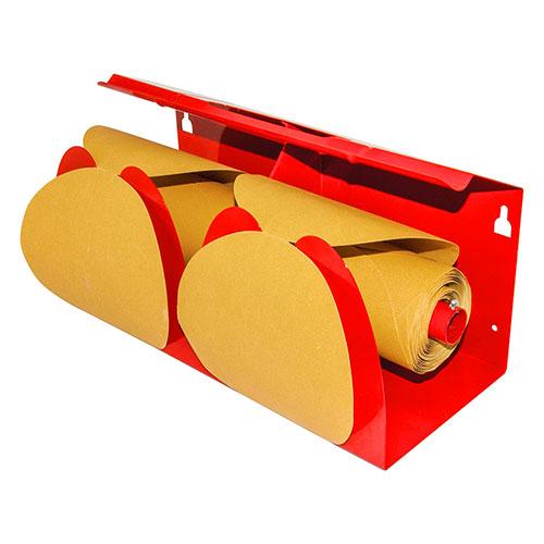 D.A. Sanding Disc Roll Dispenser