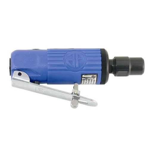 """Astro Pneumatic Composite Body 1/4"""" Mini Die Grinder with Safety Lever - 25,000rpm - 1205"""