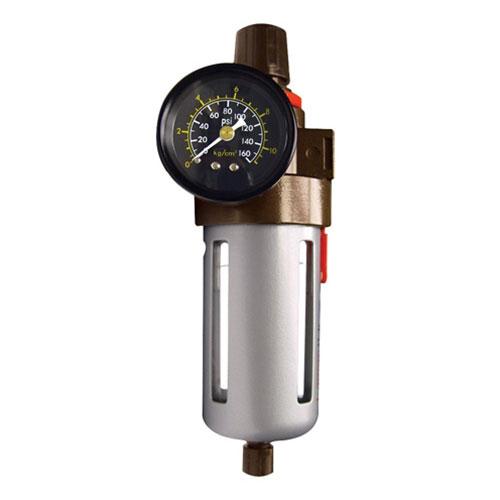 "Astro Pneumatic 3/8"" Filter/Regulator with Gauge - 2615"