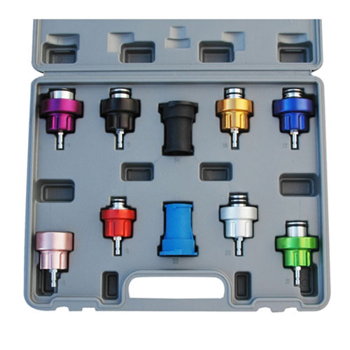 10 Pc. Cooling System Pressure Test Adapter Update Kit - 3305