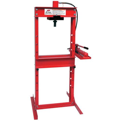 25-Ton Shop Press with Hand Pump - 7455