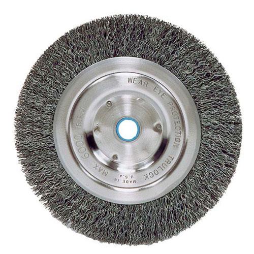 "6"" Bench Grinder Wheel - Medium Face - 8250"