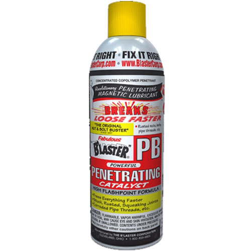 Blaster PB Penetrating Catalyst - 16-PB