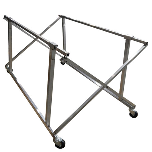 Champ Aluminum Pick Up Bed Dolly with Wheels
