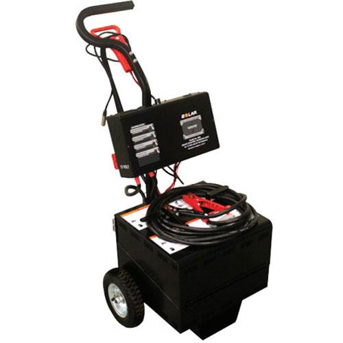 Solar 12/24 Volt Commercial Jump Starter (Battery Not Included) - 4001