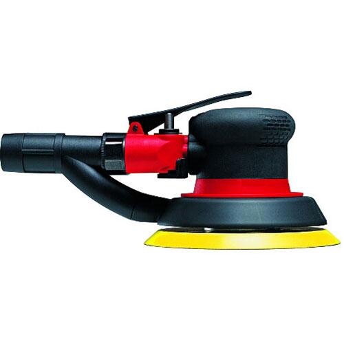 """Chicago Pneumatic 5"""" Random Orbital Palm Sander, 3/16"""", Self-Vacuum, Hook & Loop Pad - CP3512"""