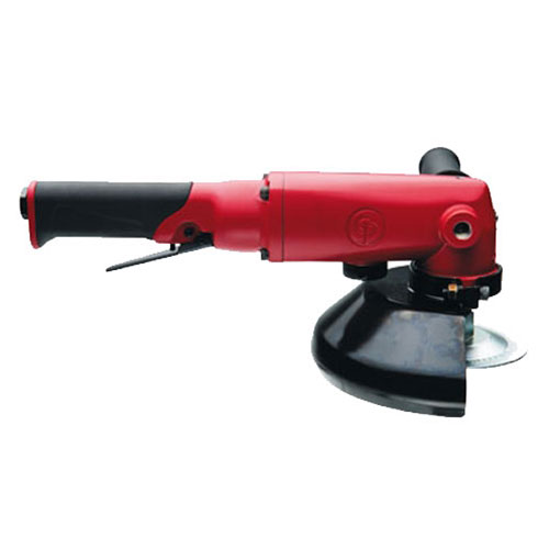"""Chicago Pneumatic 7"""" Angle Grinder, 5/8"""" Spindle - CP9123"""