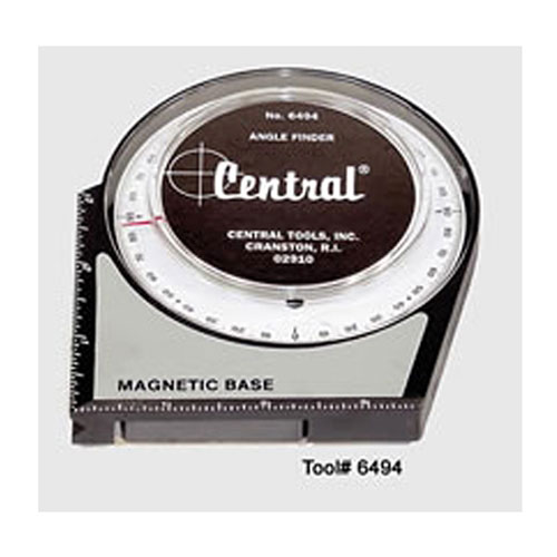 Central Tools Angle Finder - 6494A