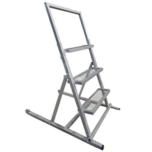 Champ Aluminum Adjustable Paint / Work Ladder