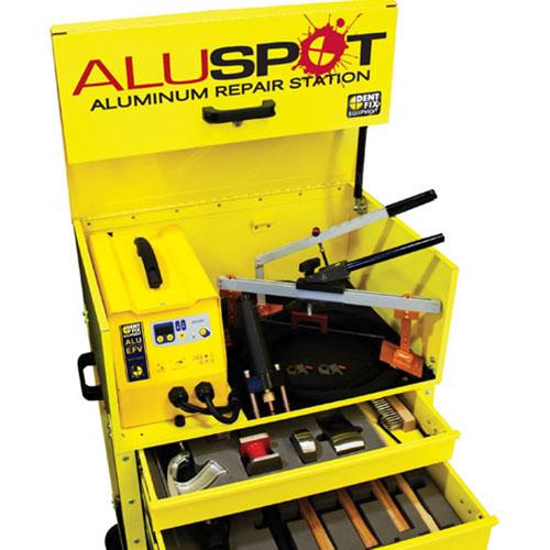 Dent Fix Alu-Spot Deluxe Aluminum Dent Repair System - DF-900DX