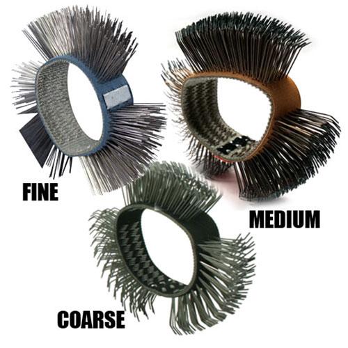Dent Fix Wire Bristle Replacement Brush Wheel