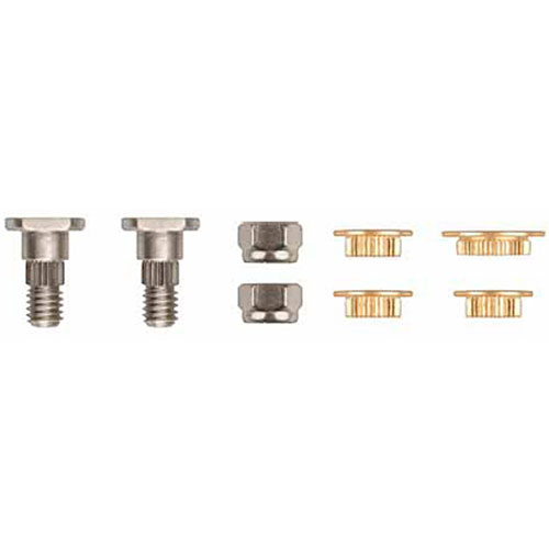 Door Hinge Pin & Bushing Kit, Repairs Two Door Hinges - 12118
