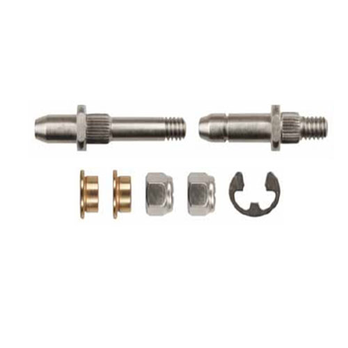 Extended Cab Rear (Stainless Steel Pins) Door Hinge Pin & Bushing Kit - 12123