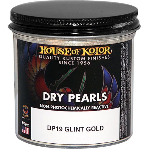 House of Kolor Gold Glint Dry Pearl - DP19