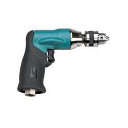 "Dynabrade 1/4"" Drill, .4 hp, 20,000 RPM, Pistol-Grip, DynaChuck - 52836"